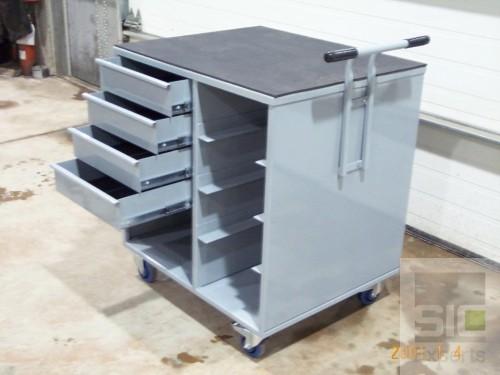 Workshop cart