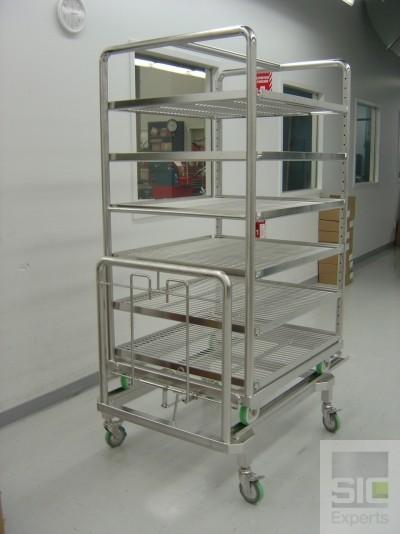 Autoclave cart