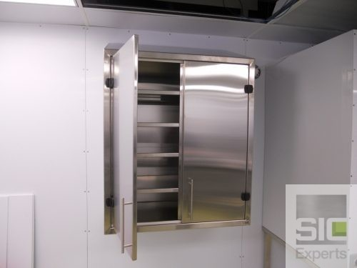 Stainless steel cabinet manufacturer SIC24895