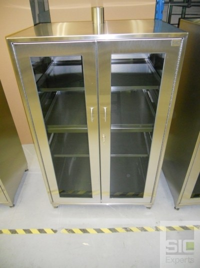 Ventilated cabinet laboratory SIC30500B