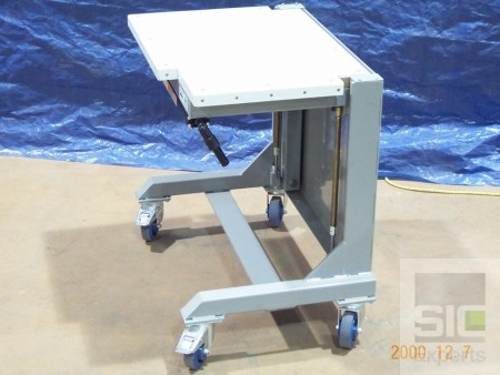 Variable height handling trolley SIC06998