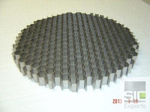 Welded titanium parts
