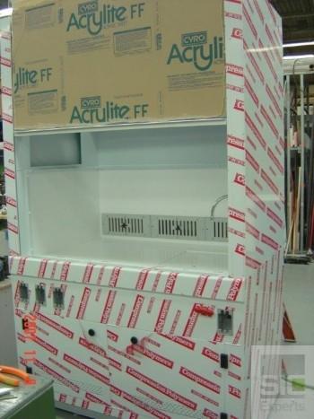 Laboratory furniture manufacturer SIC21814