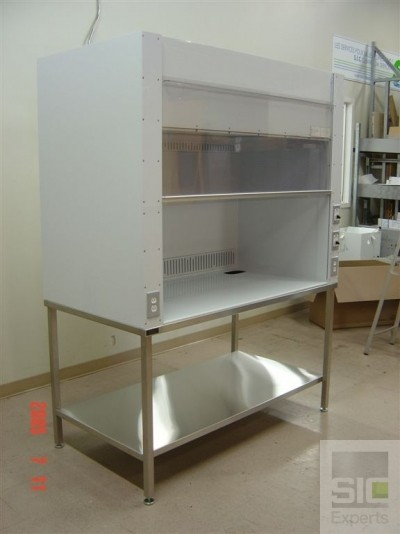 Cleanroom HEPA workstation SIC16616