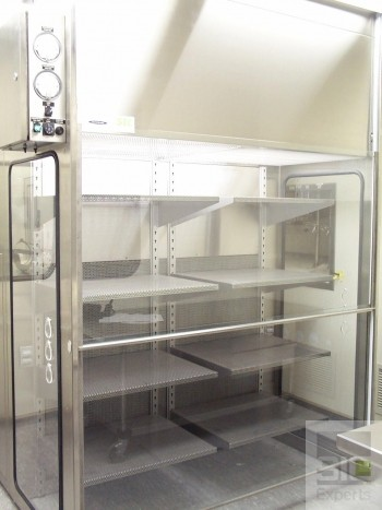 Laminar flow hood for laboratory SIC06464