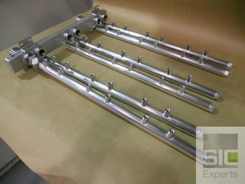 Manifold acier inoxydable