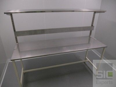 Laboratory workstation desk SIC23410