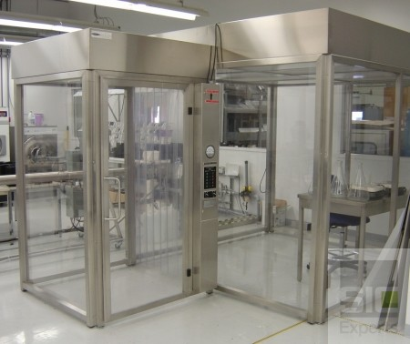 Pharmaceutical clean room SIC17364