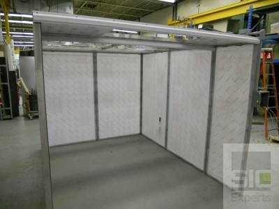 Modular clean room SIC29705
