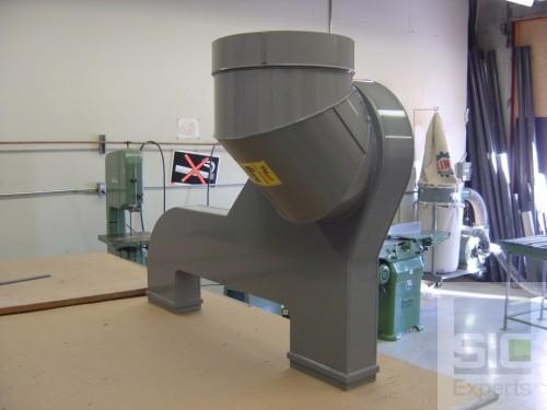 PVC FM plastic welding