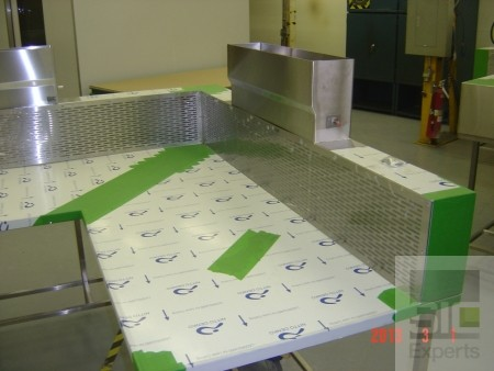 Backdraft surgery table SIC28338B